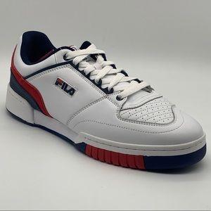 Fila Low Top Lace Up Sneaker